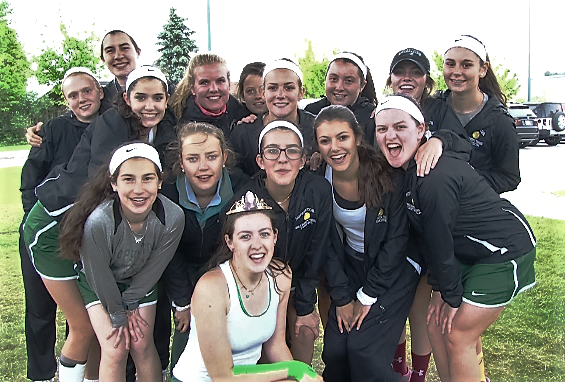 Hillers Girls Tennis finishes 2016 season undefeated in the TVL! Picture: Tom Nappi
