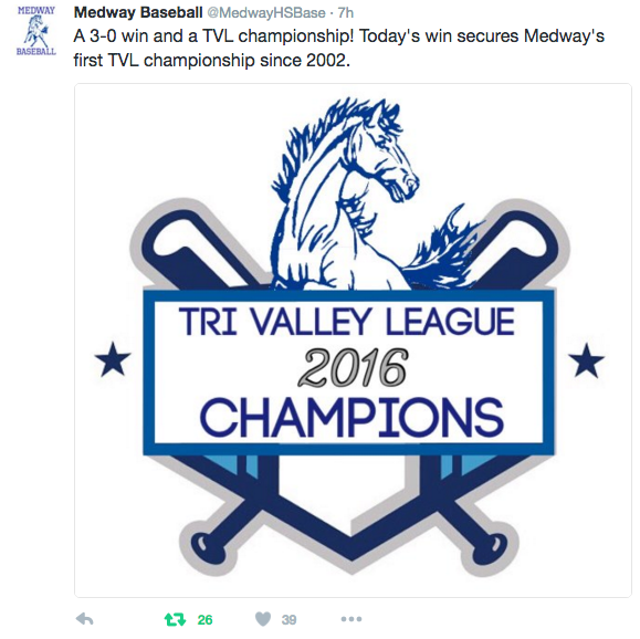 Courtesy: Twitter - @MedwayAthletics
