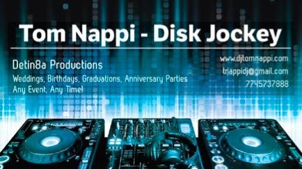DJ Tom Nappi